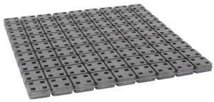 Special Features of Vibration Isolation Pads