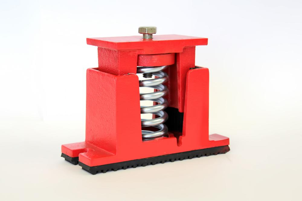 A1 - Spring Vibration Isolators