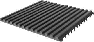 RMP Ribbed Rubber Pads